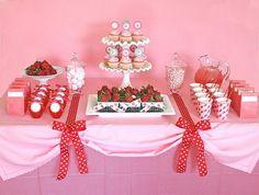 #Valentines #Dessert Table