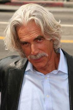 Sam Elliot .... and the most amazing voice.