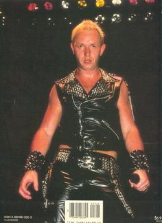 Brown Leather Pants, Rob Halford, Defender Of The Faith, Famous Musicians, Judas Priest, Alternative Music, Music Guitar, Music Icon, Defenders