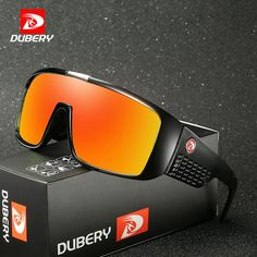 96b9b6d4be9 DUBERY Polarized Sunglasses Men s Shades Women Aviation Male Sun Glasses  For Men - US  9.60