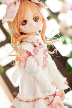Dollfie Dream doll