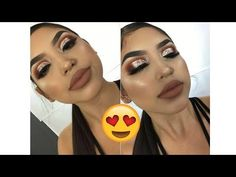 Jaclyn Hill X Morphe Palette | Half Cut Crease Makeup Tutorial - YouTube