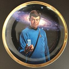 McCoy - Star Trek 25th Anniversary Commemorative Collection Plate