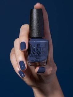 - Opi Iceland Collection Classic Nail Lacquer - fall nails - navy nails - n., Ulta - Opi Iceland Collection Classic Nail Lacquer - fall nails - navy nails - n., Ulta - Opi Iceland Collection Classic Nail Lacquer - fall nails - navy nails - n. Nail Color Trends, Fall Nail Colors, Winter Colors, Opi Nail Colors, Dark Colors, January Nail Colors, Navy Nails, Opi Nails, Opi Blue Nail Polish