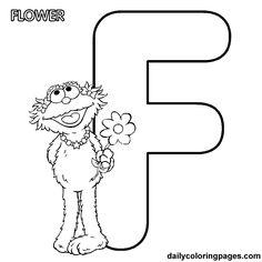 Sesame Street Alphabet