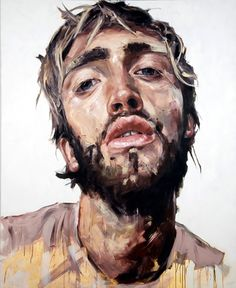 Nick Lepard is a young painter from Vancouver. His style reminds Jenny Saville's work, but focused on portraits. Jenny Saville, Portrait Inspiration, Painting Inspiration, Figure Painting, Painting & Drawing, Painting Styles, Painting Abstract, Acrylic Paintings, Abstract Landscape