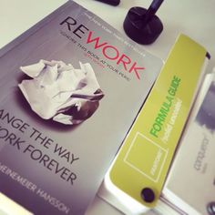 """Love this #book ... #rework #37signals #business #digiden #designagency #uk"" Photo taken by @digidencreativemedia on Instagram, pinned via the InstaPin iOS App! http://www.instapinapp.com (08/12/2015)"