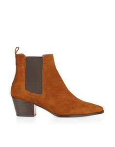 Baird Pointed Chelsea Boot   Brown   Monsoon