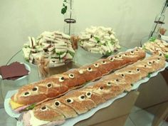 pão de metro festa