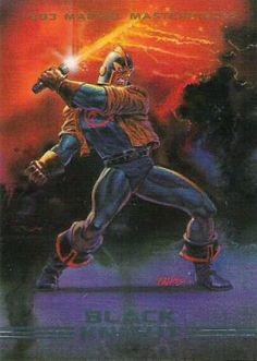 Black Knight 1993 Marvel Masterpieces
