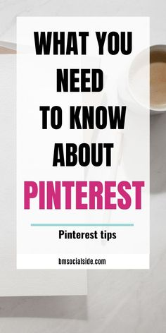 How Does Pinterest Work, Make Money From Pinterest, Pinterest For Business, Pinterest Tutorial, Does It Work, New Things To Learn, Pinterest Marketing, Online Business, Helpful Hints