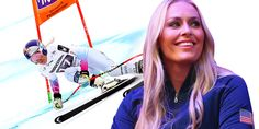 Lindsey Vonn Is Skiing for Herself LV: It's important to have a long-term goal, but then you also need a monthly goal, a weekly goal, a daily goal. You need to be able to make small steps in order to get to the big ones.