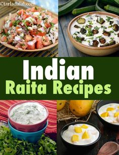 Learn about indian cookery with a british twist here. Raitha Recipes, Curry Recipes, Indian Food Recipes, Salad Recipes, Cooking Recipes, Healthy Recipes, Indian Vegetarian Recipes, Gujarati Recipes, Savoury Recipes