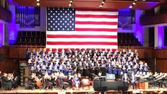 """TAX THE CHURCHES In a bizarre performance, a Texas church choir on Saturday sang praises to President Trump during the """"Celebrate Freedom Rally"""" Saturday at the Kennedy Center. The choir from the First Baptist Church in Dallas sang """"Make Babylon Bee, Lord And Savior, Greatest Songs, Great Videos, Choir, Donald Trump, Presidents, Singing, America"""