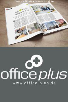 Das + für die Ressource Büro //office