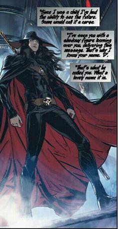 Vampire Hunter D - new comic!