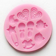 Heart Duck Lollipop Fondant Sugarcraft Chocolate Candy Soap DIY Silicone Mold Generic http://www.amazon.com/dp/B00NLVPJ60/ref=cm_sw_r_pi_dp_gBJiub10VH9GG