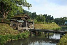 Ichijodani Asakura Clan Ruins Japan Tourism, Dinosaur Museum, Japanese Castle, World Traveler, Hot Springs, Vacation Trips, House Styles, Spa Water