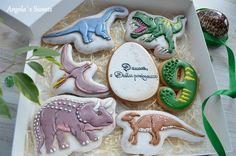 #пряникиручнойработы #имбирныепряникиназаказ #динозавры #сладкийподарок #gingerbread #royalicingcookies #artcookies #angelassweets