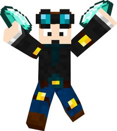 Dan tdm the diamond minecart wiki is a community site - Diamond minecart theme song ...