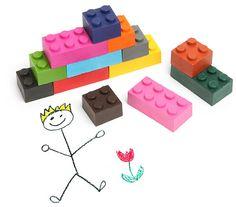 If LEGOs and crayons had a baby...