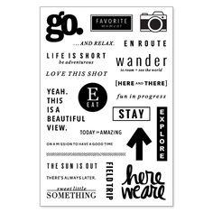 Brand New Stamps + Fab Font Friday! – Kerri Bradford Studio