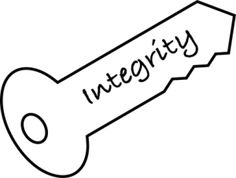Image result for KEY TO INTEGRITY