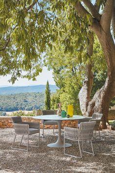 Salon Maison et Objet 2018 : un design confortable pour ce fauteuil d'extérieur chez Sifas