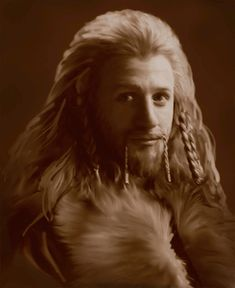 (animated--made from 15 sketches) What a great job! ~ Fili the Shy by *Aegileif on deviantART
