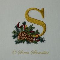 Winter Pines- S