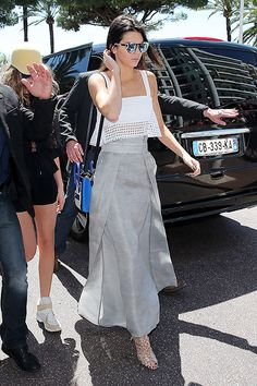 Kendall Jenner, con el mejor 'look' de street del mes