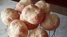 Žemličky zo špaldovej múky 20 Min, Hamburger, Ale, Muffin, Bread, Breakfast, Food, Basket, Morning Coffee