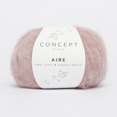 AIRE yarn of Autumn / Winter from Katia Aqua Rose, Seventies Fashion, Mohair Yarn, Baby Alpaca, Yarn Colors, Pink Fashion, Color Trends, World Of Fashion, Color Inspiration