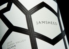The packaging design explores the abstraction of Persian patterns with each variety having a unique embellishment.