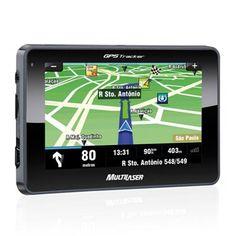 GPS Multilaser Tracker 2 4.3 SLIM. R$179.50