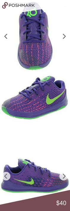 Toddler girl Nike Kevin Durant shoes