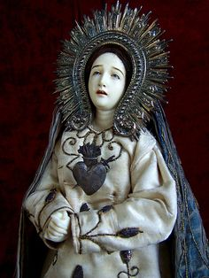 Nuestra Señora de la Soledad  http://www.pinterest.com/Ninotchka74/our-lady-of-sorrows/