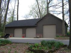 Design Input Wanted - New Pole Barn Build - The Garage Journal Board