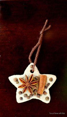 Spice ornaments