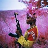 Image from Richard Mosse's exhibition The Enclave, documenting conflict in the eastern Democratic Republic of Congo. Shortlisted for the Deutsche Börse Photography Prize 2014 Photography Series, War Photography, Colour Photography, Richard Mosse, Alberto Garcia, Viviane Sassen, Infrared Photography, Venice Biennale, Documentary Photographers