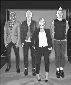 No Doubt - Rock style icons