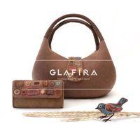 GLAFIRA / дизайнерские сумки из шерсти