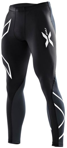 Black Friday Men's Elite Compression Tights (Black/Steel, Medium) from Cyber Monday Compression Clothing, Compression Pants, Mens Tights, Sport Tights, Outfits Fo, Sport Outfits, Sport Mode, Gym Style, Running Tights
