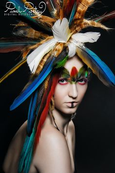 Feather Headress ...or Extensions?