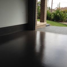 A top quality water based epoxy floor paint suited for both inside and outside.