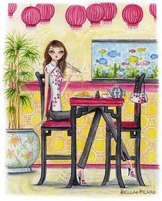 bellapilar.com/....'Wisests Favourite Illustrators' {^V^} =^,^=