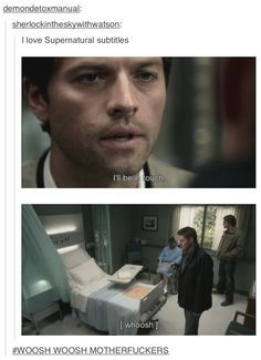 Supernatural Is A Wonderful, Exciting Show !!!