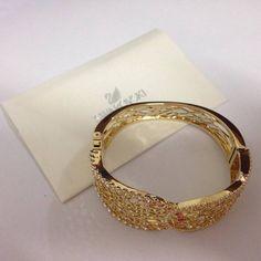 Bracelete Luxo Swarovski - 16866064 | enjoei :p