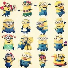 Minions for world domination