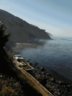 Esalen: In Big Sur California - when you're ready to become again your authenically wonderful self - divine resurgence is found here!
